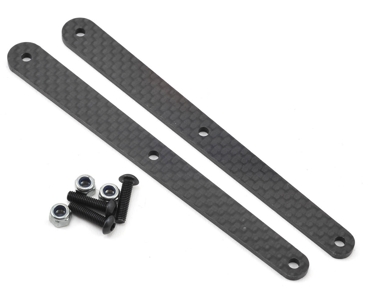 XB8 2016 Graphite Brace Set by XRAY