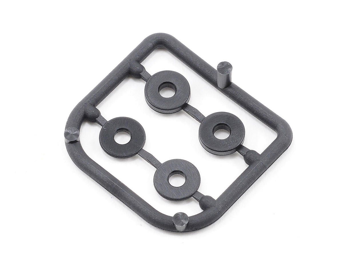 XRAY Composite Rear Hub Carrier Shims (XB808)