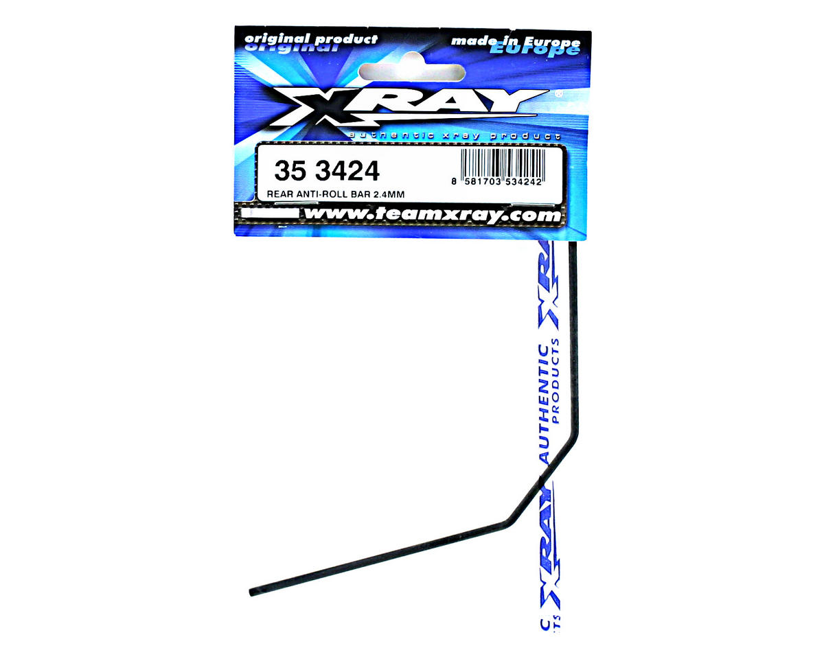 XRAY Rear Anti-Roll Bar 2.4mm