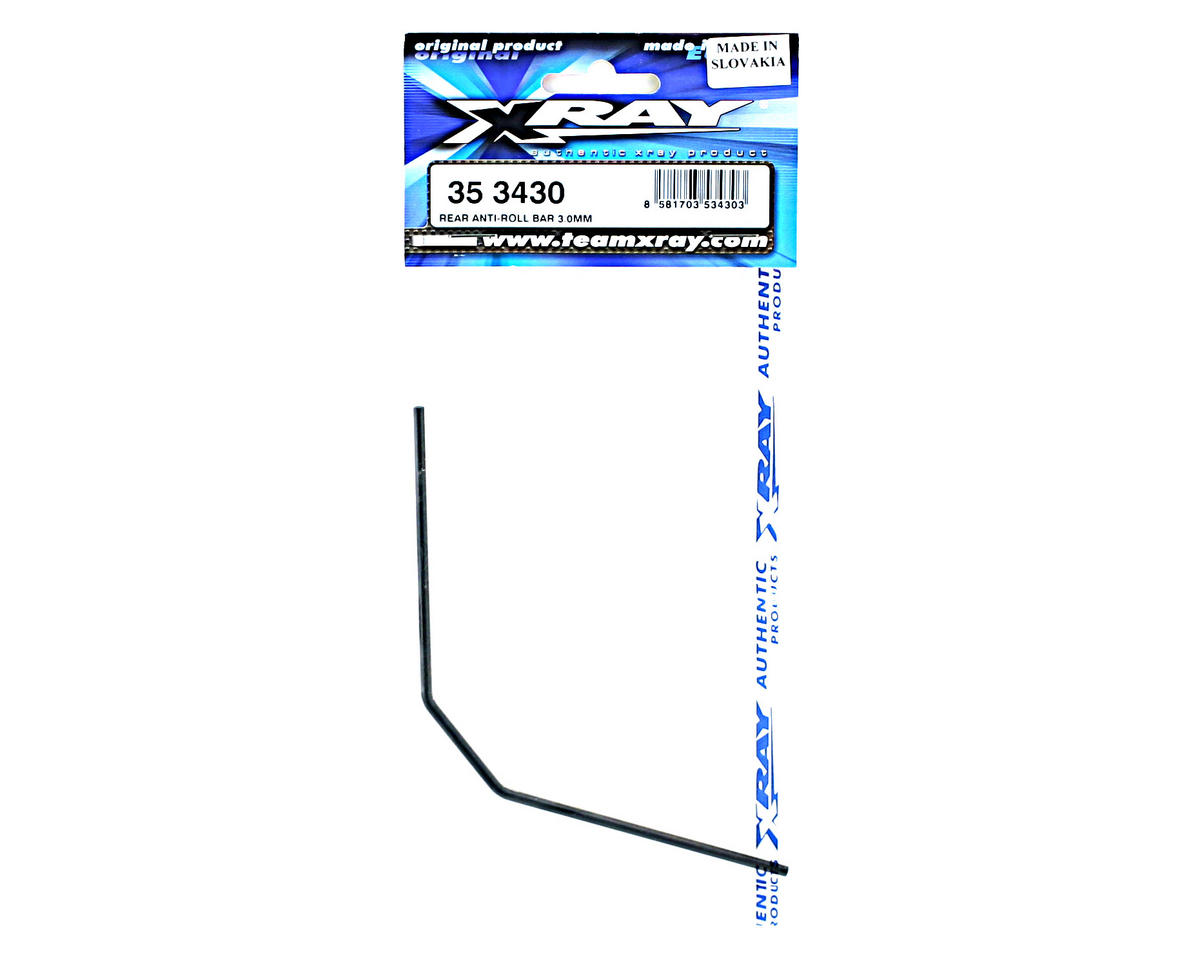 Rear Anti-Roll Bar 3.0mm by XRAY