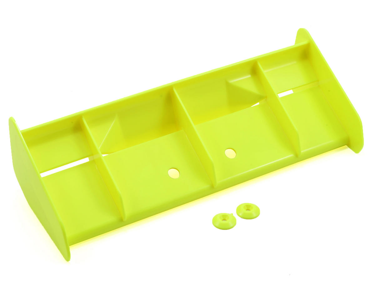 XRAY XB9E 1/8 Buggy Wing (Yellow) (XB9)