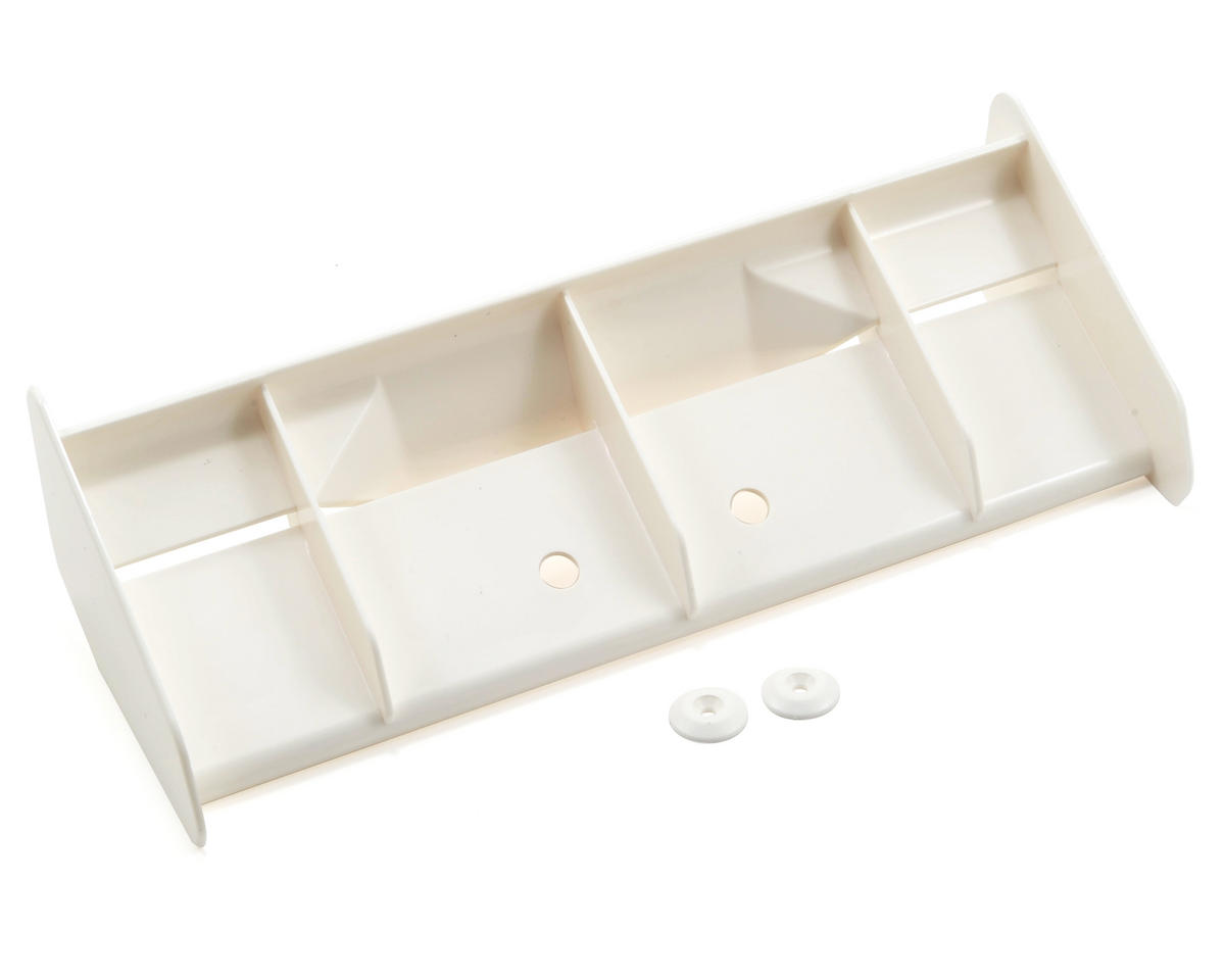1/8 Buggy Wing (White) (XB9) by XRAY
