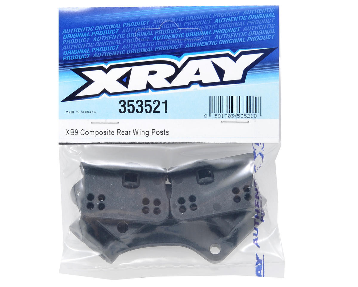XRAY Rear Wing Mount