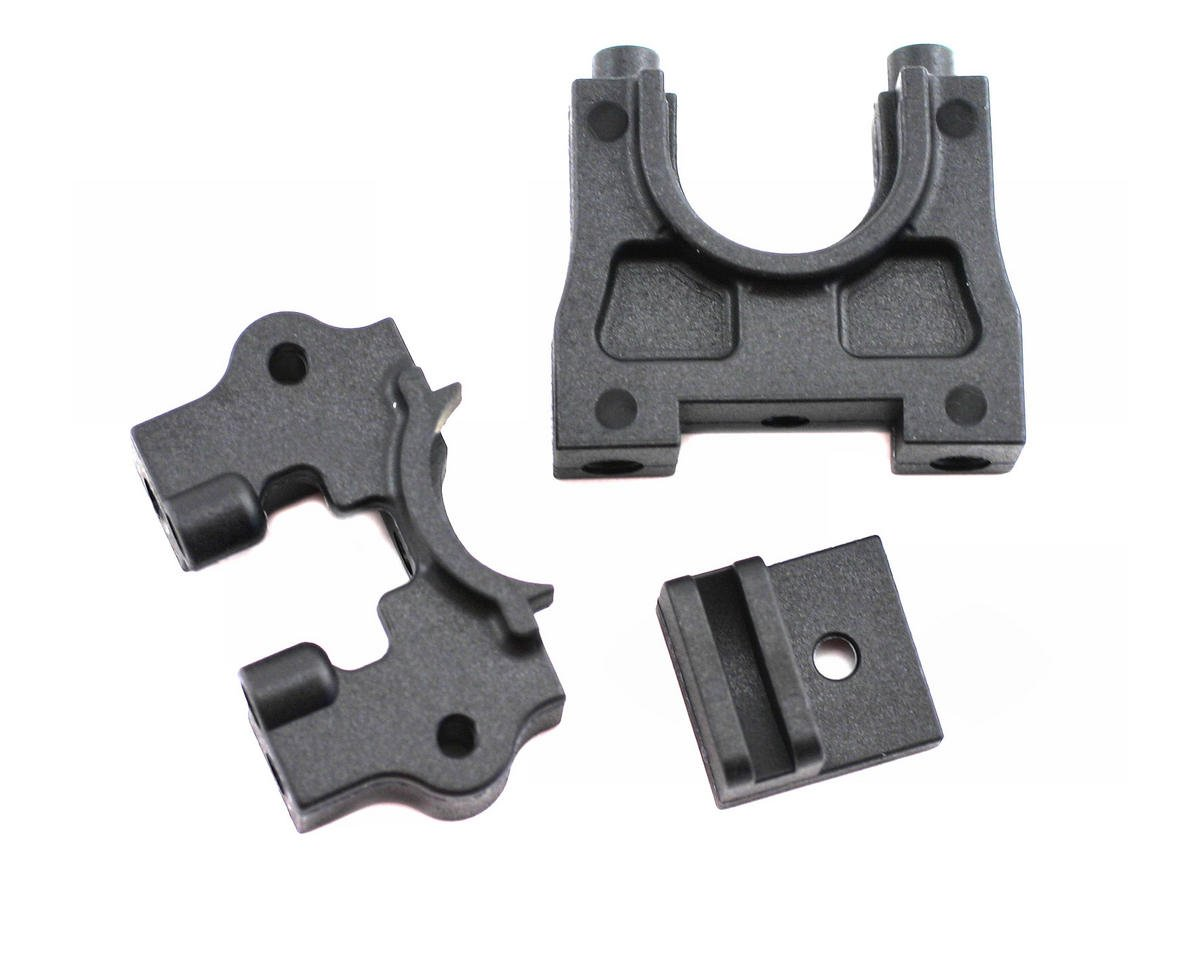 XRAY XB9E Center Differential Mounting Plate Set