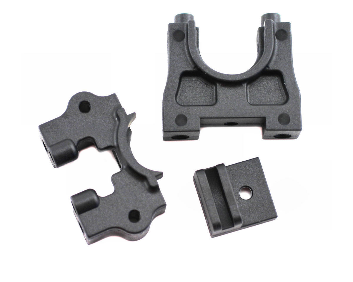 Center Differential Mounting Plate Set by XRAY