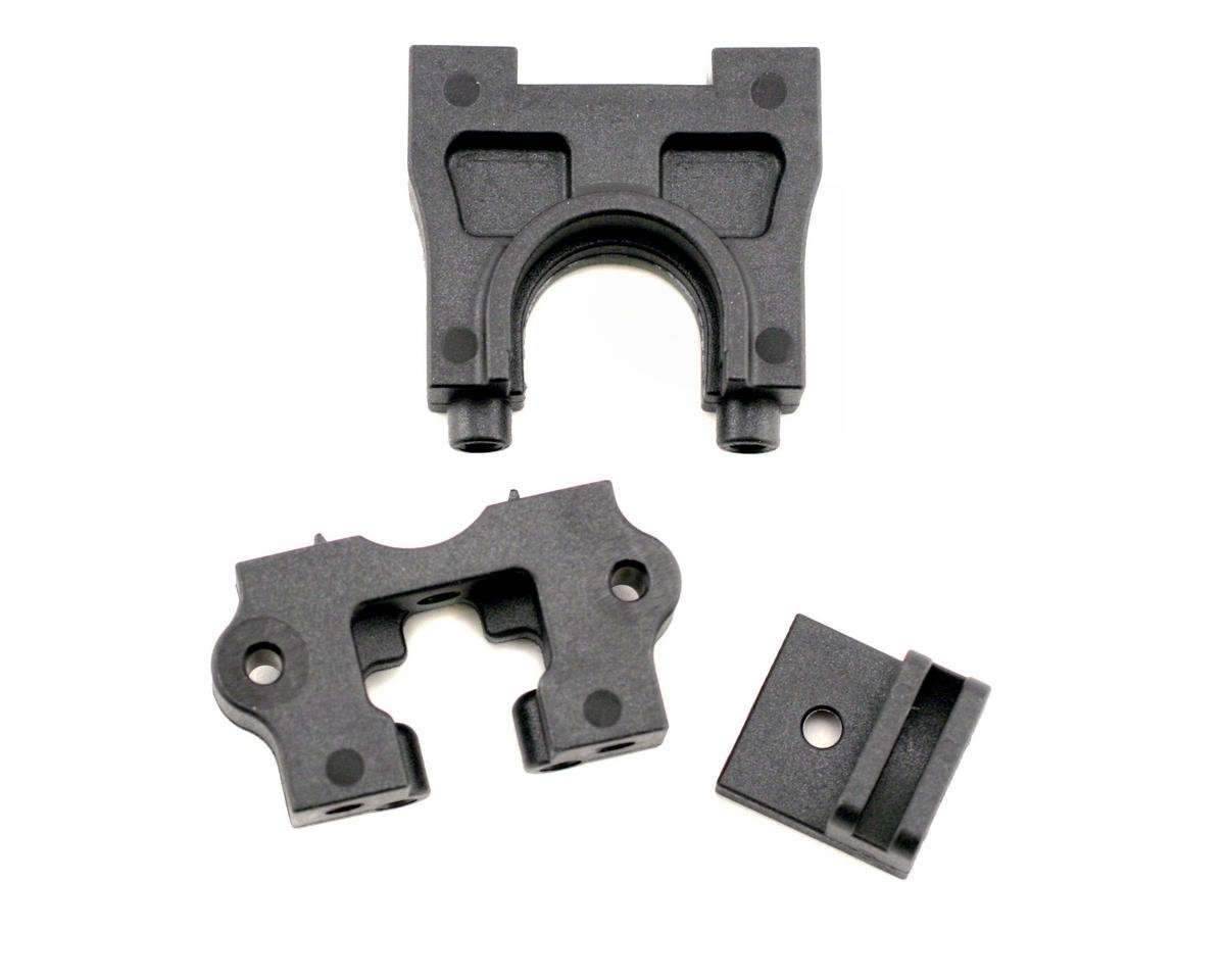 Tall Center Differential Mounting Plate Set (XT8) by XRAY