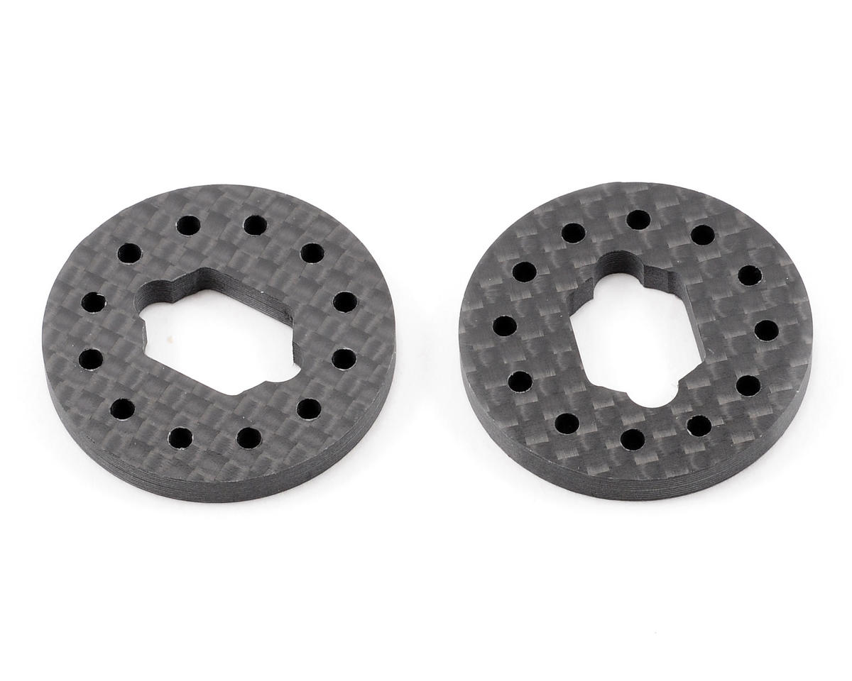 CNC Machined Graphite Brake Disk (2) by XRAY