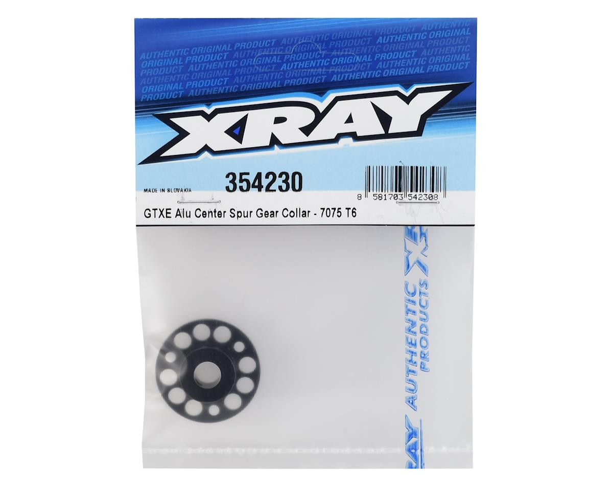 XRAY Aluminum GTXE Center Spur Gear Collar
