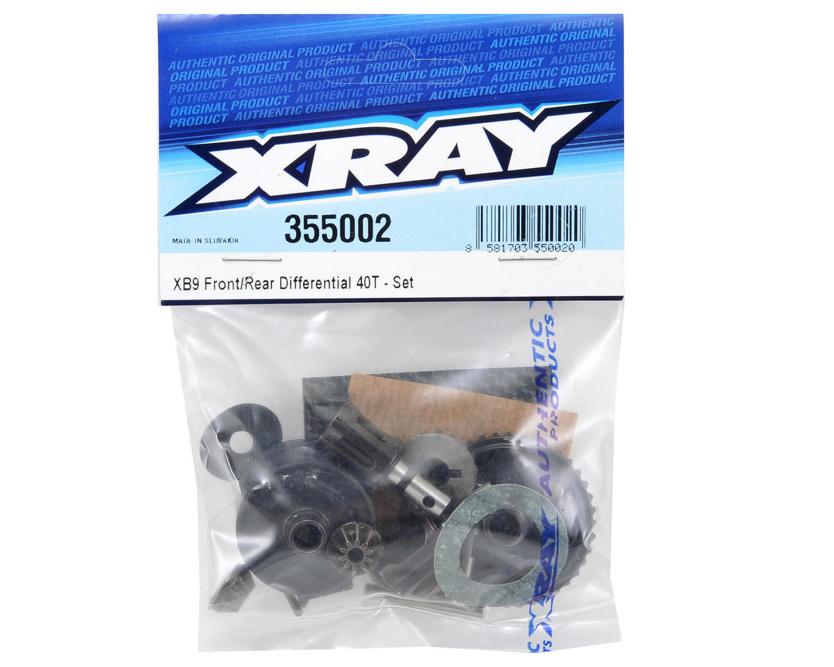 XRAY Differential Set
