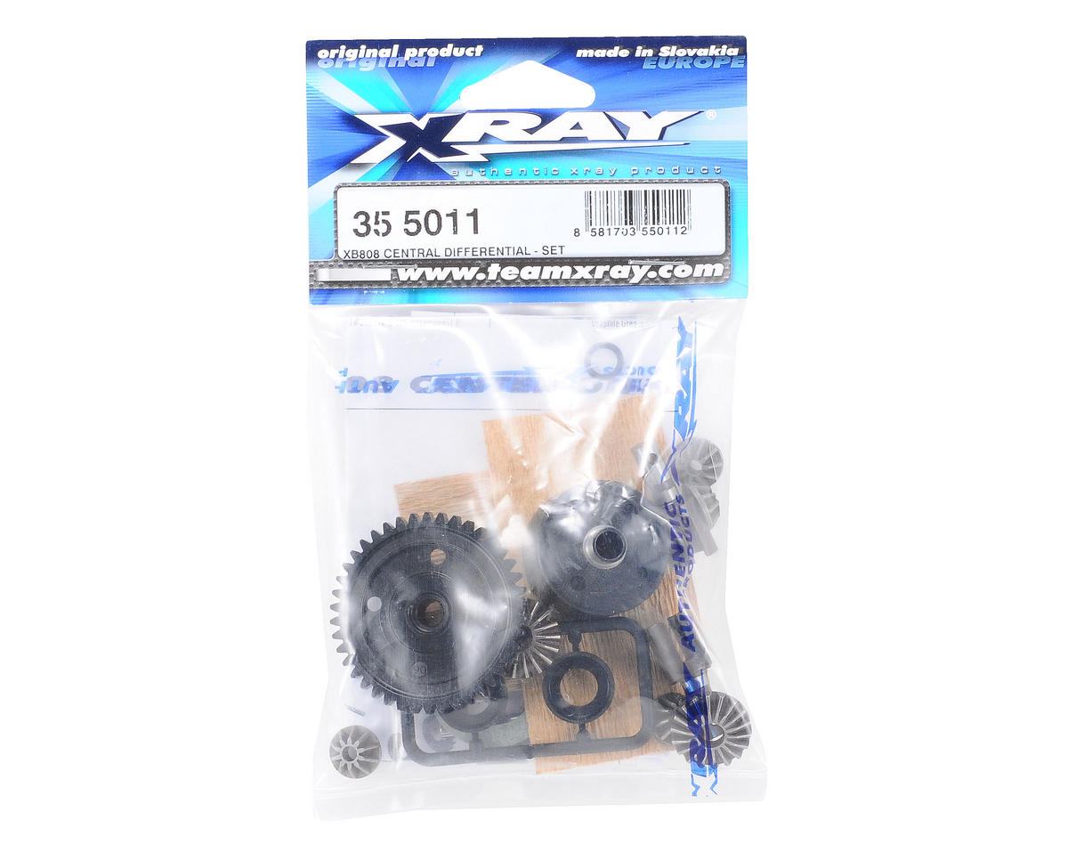 XRAY Center Differential Set (XB808)