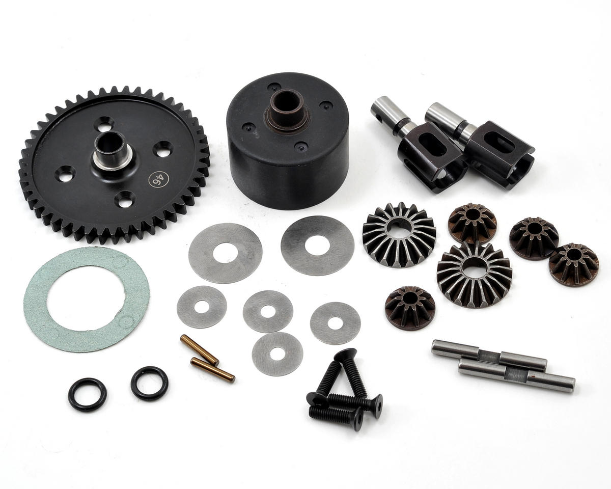 XRAY XB8E Center Differential Set