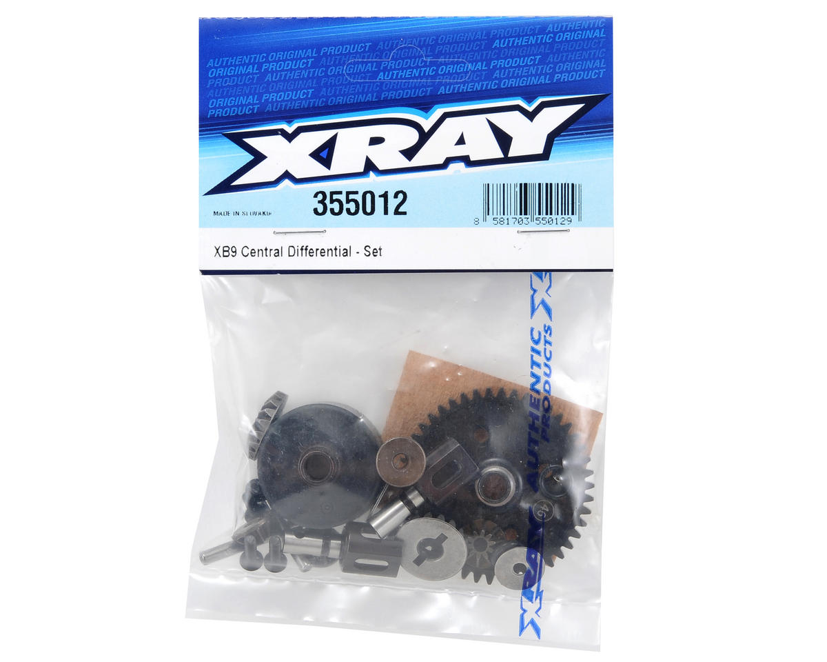 XRAY Center Differential Set