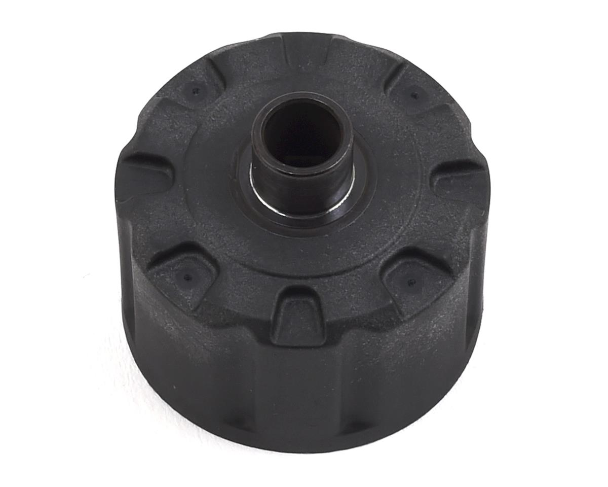 XRAY XB8E 2019 V2 Differential Case (Graphite)