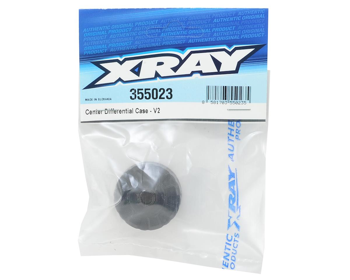 XRAY V2 Center Differential Case