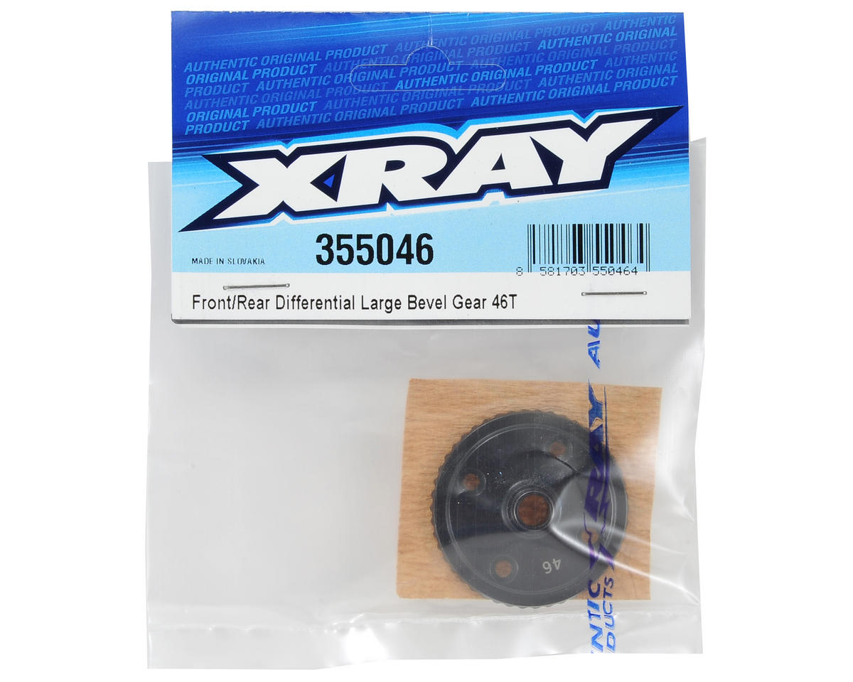 XRAY Front/Rear Differential Large Bevel Gear (46T)