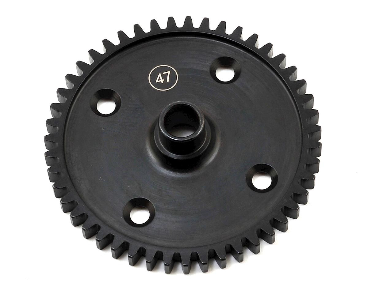 """Center """"Large"""" Differential Spur Gear (47T) by XRAY"""