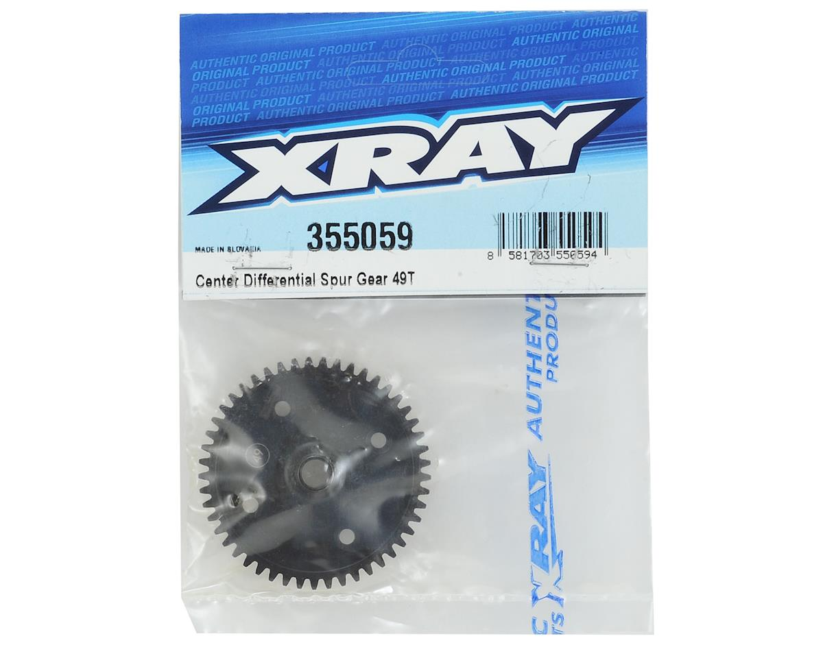 XRAY Center Differential Spur Gear (49T)