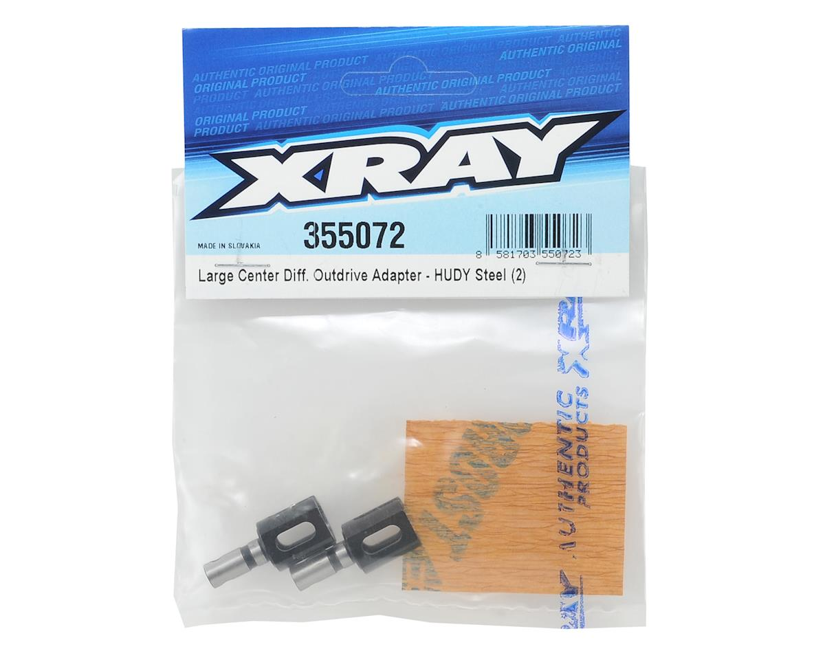 XRAY Large Center Diff Outdrive Adapter (2)
