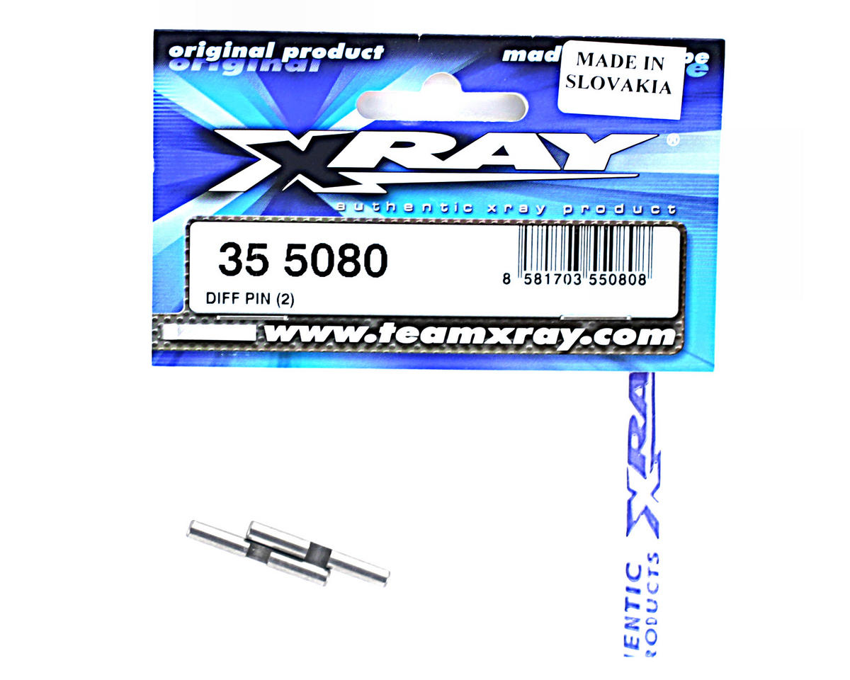 Differential Pin (2) by XRAY