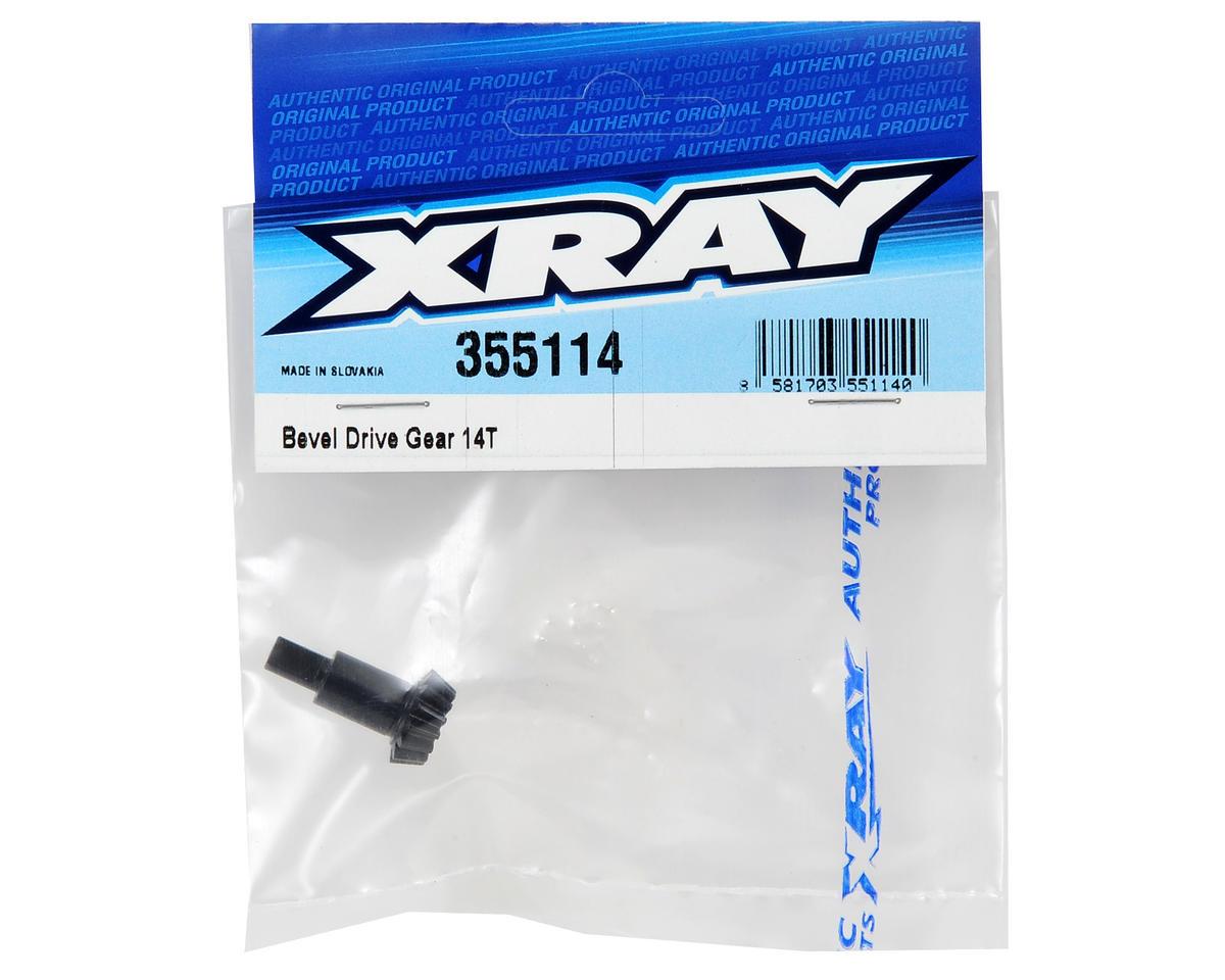 XRAY Bevel Drive Gear (14T)