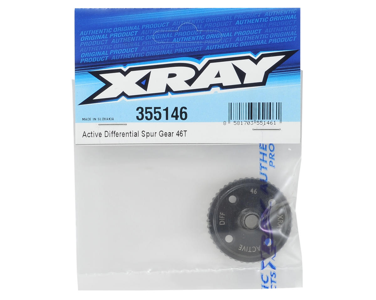 XRAY Active Differential Large Bevel Gear (46T)