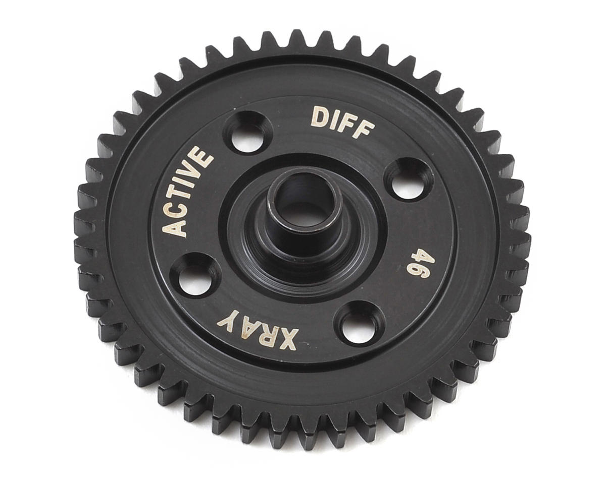XRAY XB8 Active Center Differential Spur Gear (46T)