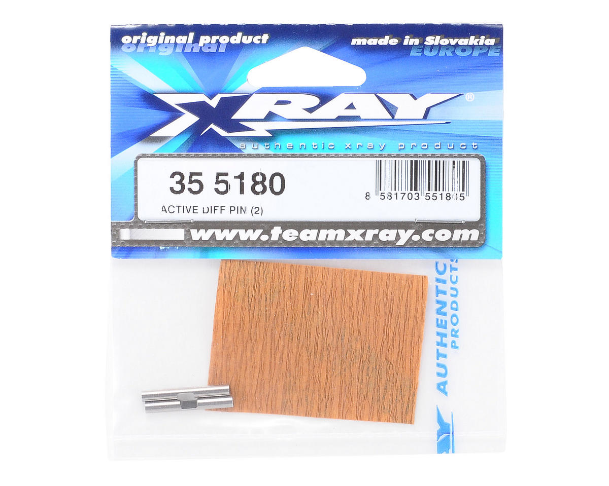 XRAY Active Differential Cross Pin (2)
