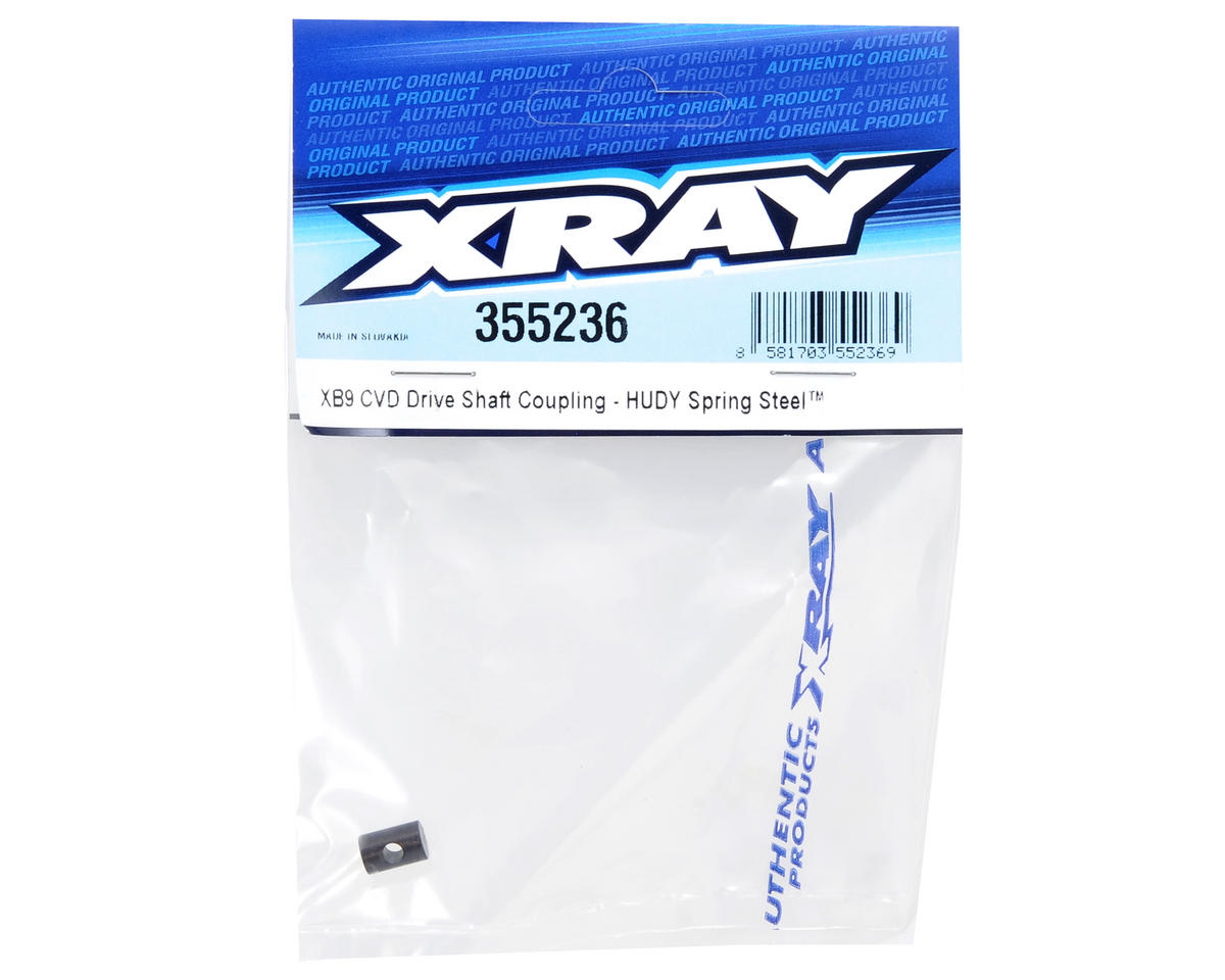 XRAY CVD Driveshaft Coupler
