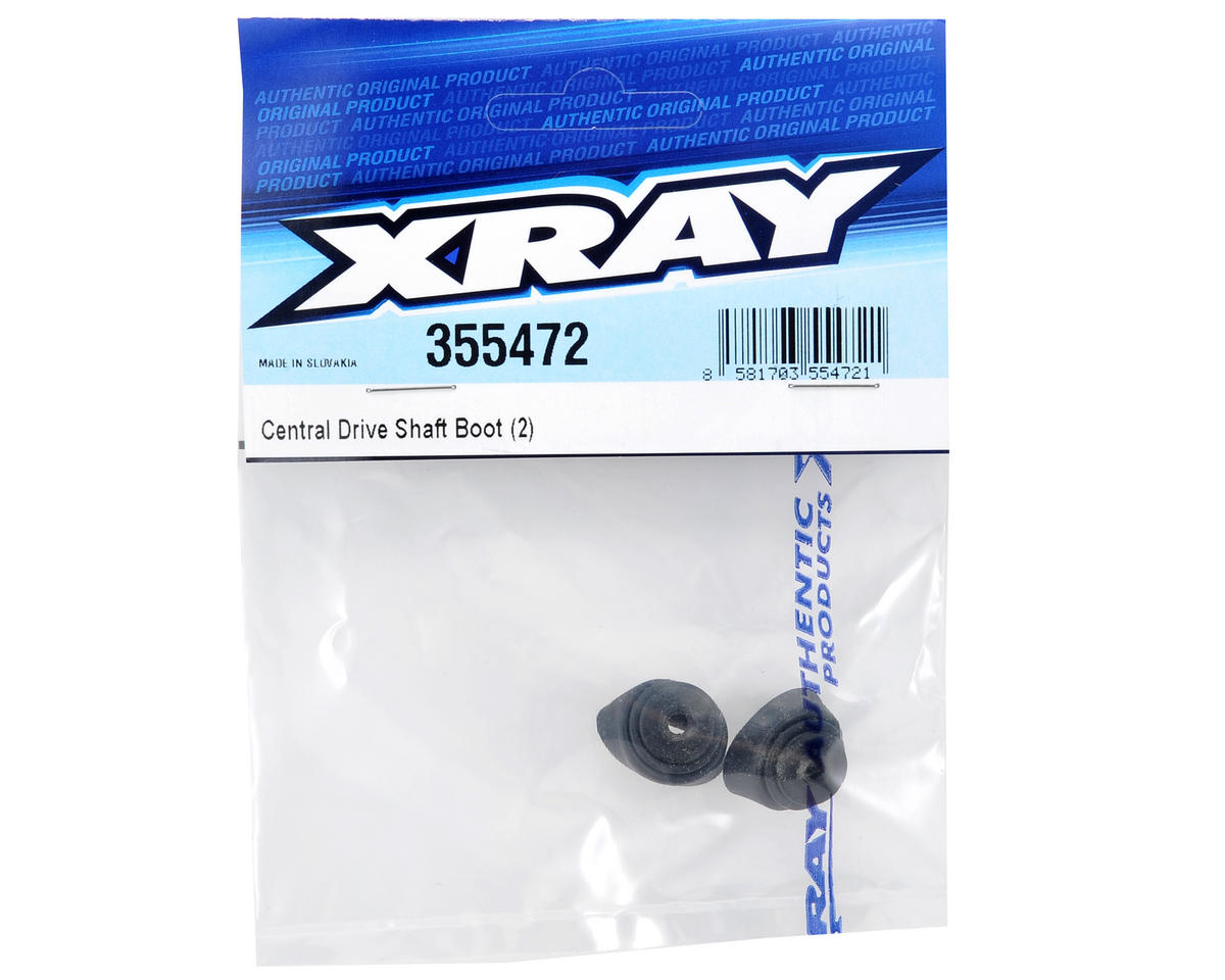 XRAY Center Driveshaft Boot Set (2)