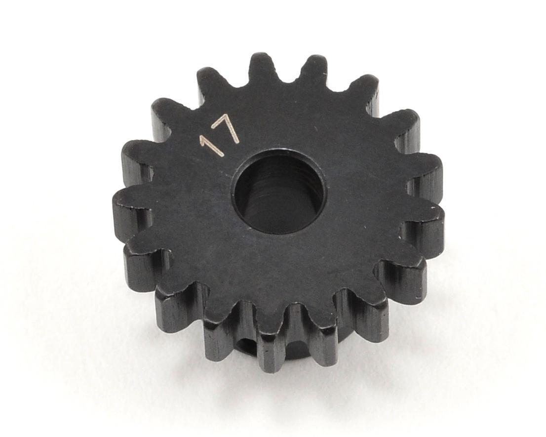 Mod1 Steel Pinion Gear w/5mm Bore (17T) by XRAY
