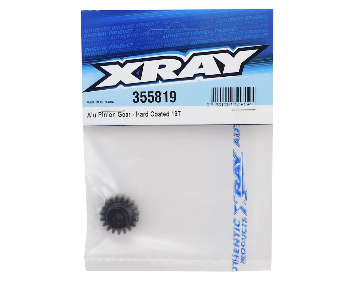 XRAY MOD1 Aluminum Pinion Gear (19T)