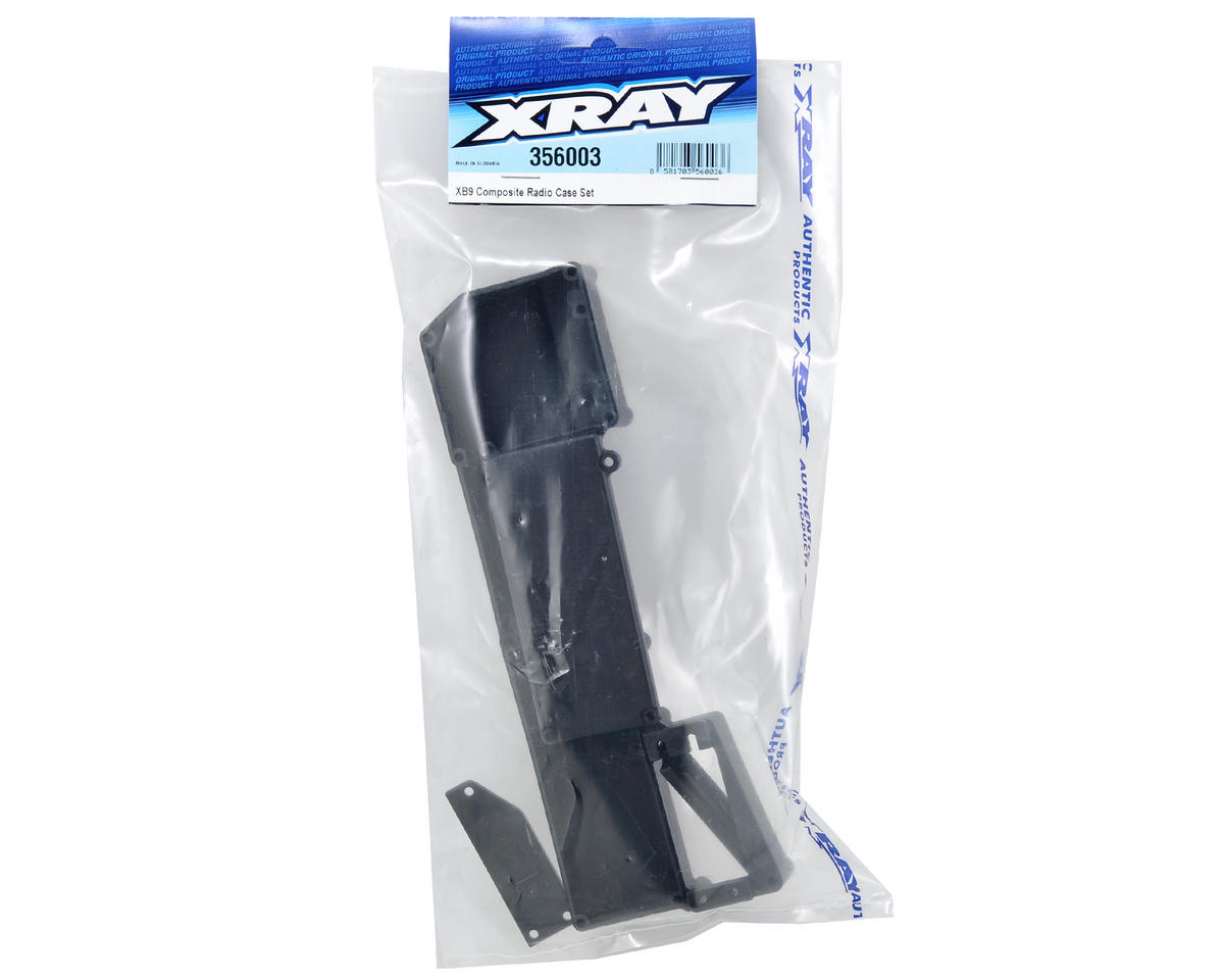 XRAY Radio Tray Set