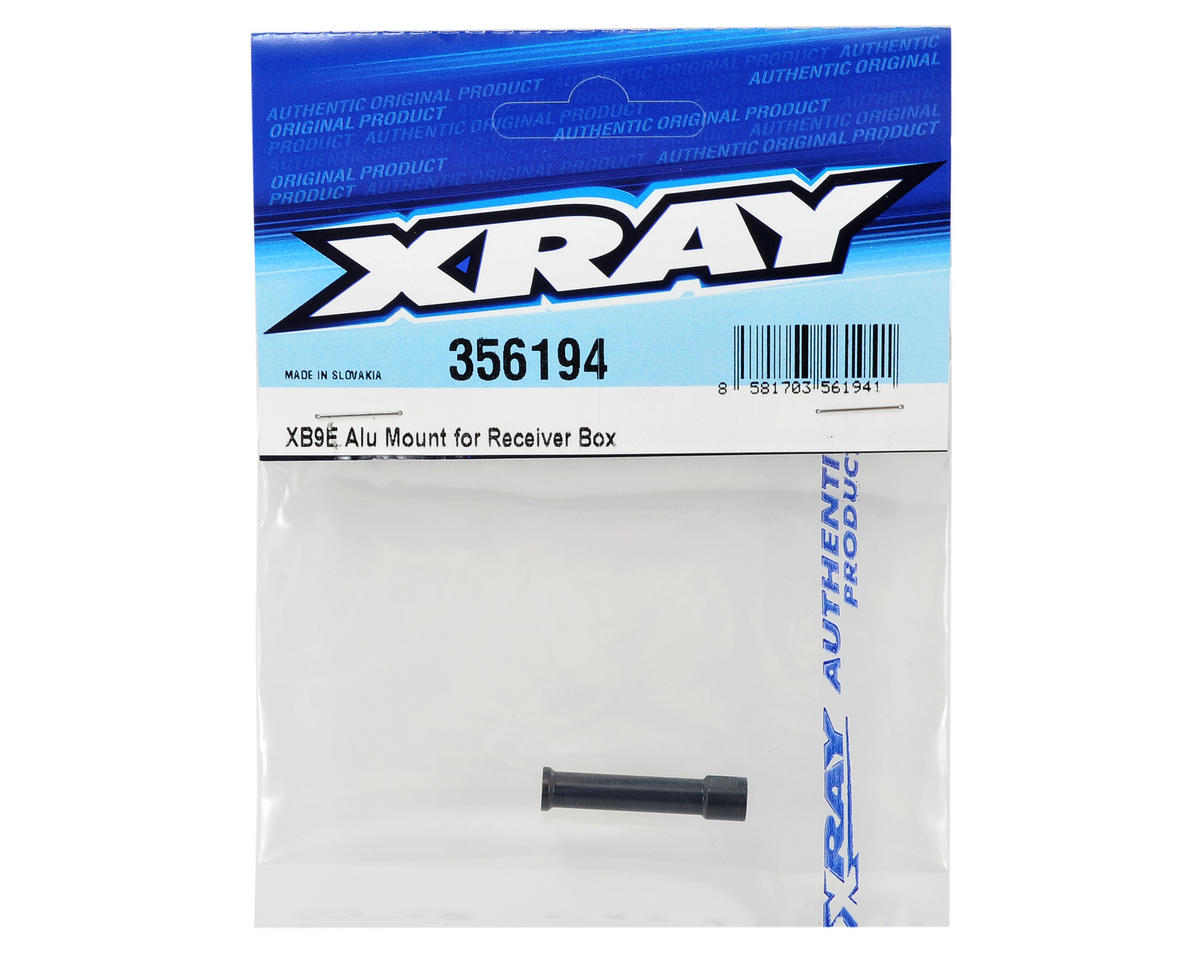 XRAY Aluminum Receiver Box Mount