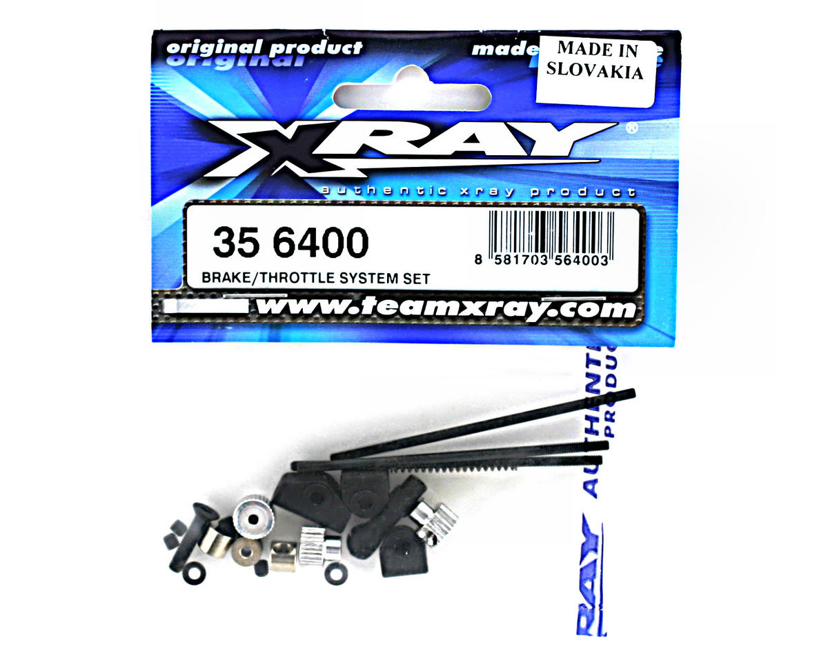 XRAY Brake/Throttle System - Set