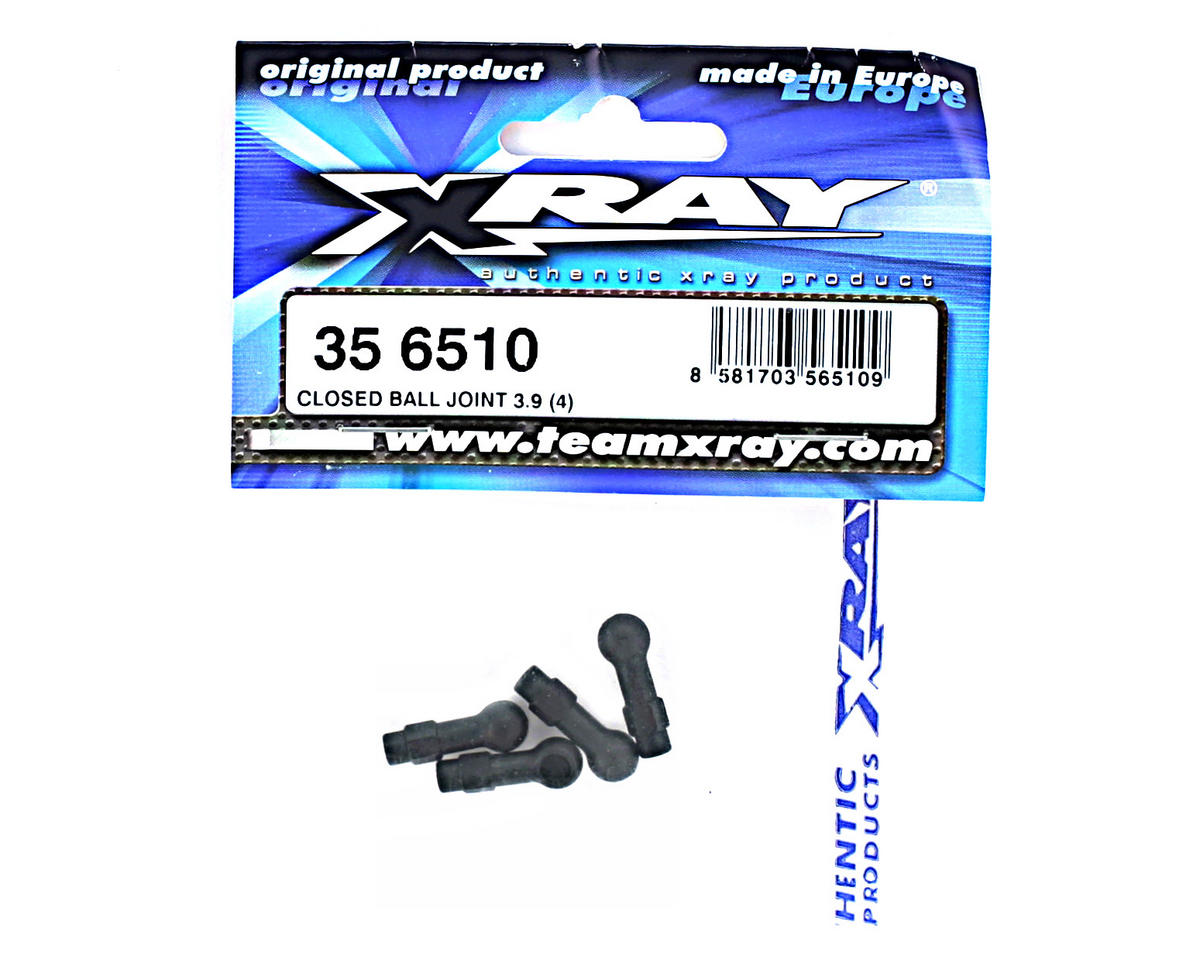 XRAY Closed Ball Joint 3.9 (4)
