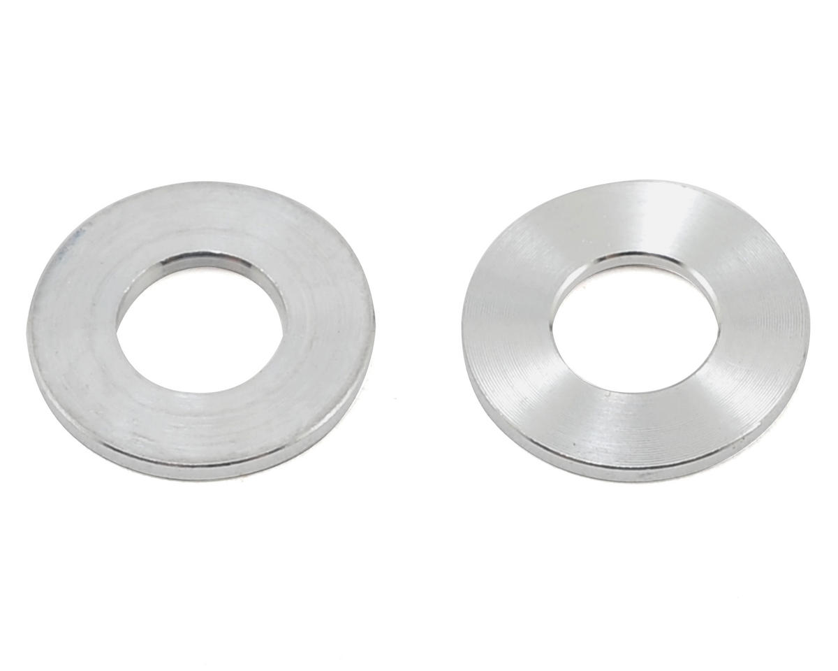 6x13x1mm Aluminum Shim (2) by XRAY
