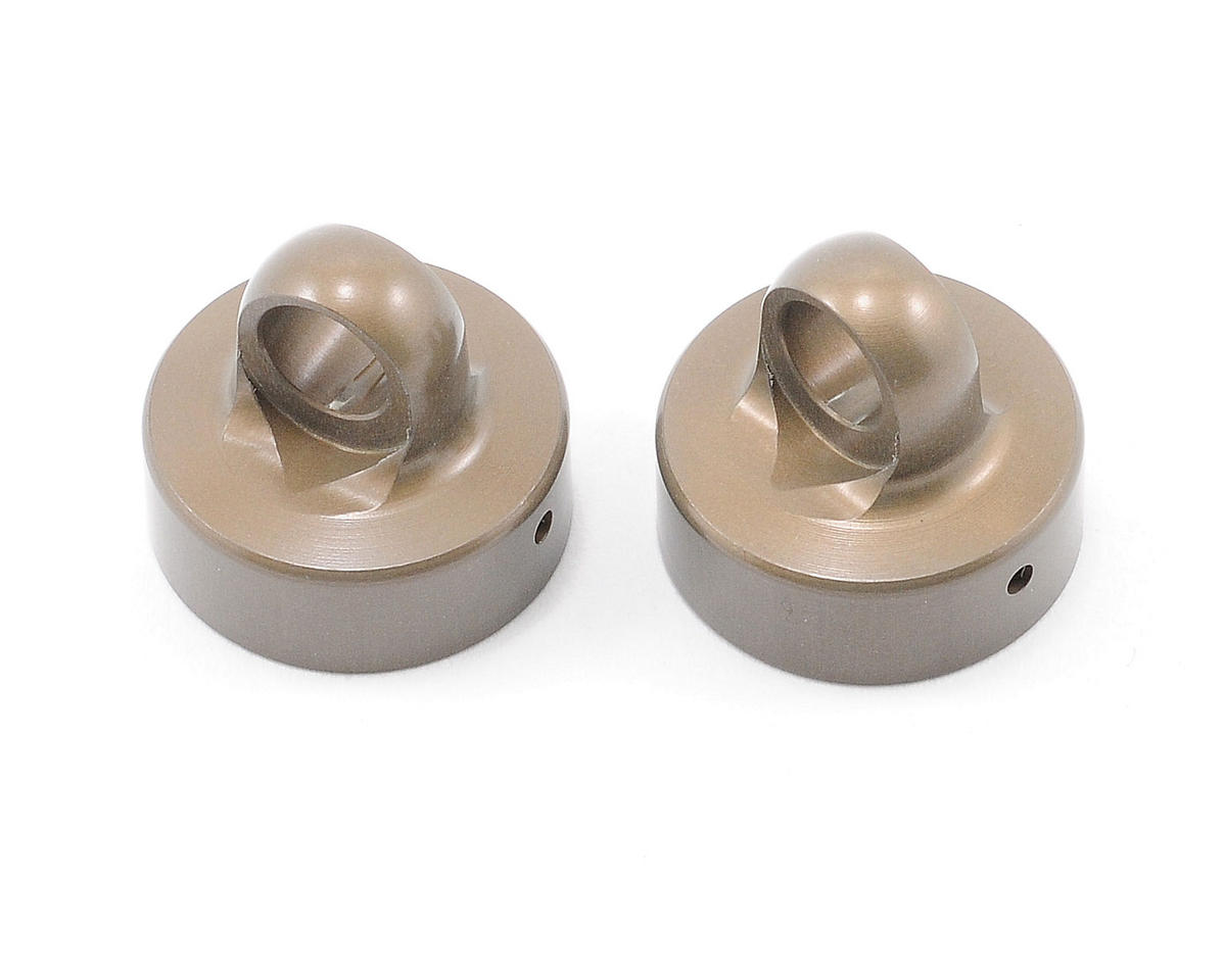 XRAY Hard Coated Aluminum Shock Cap (2) (XB808)