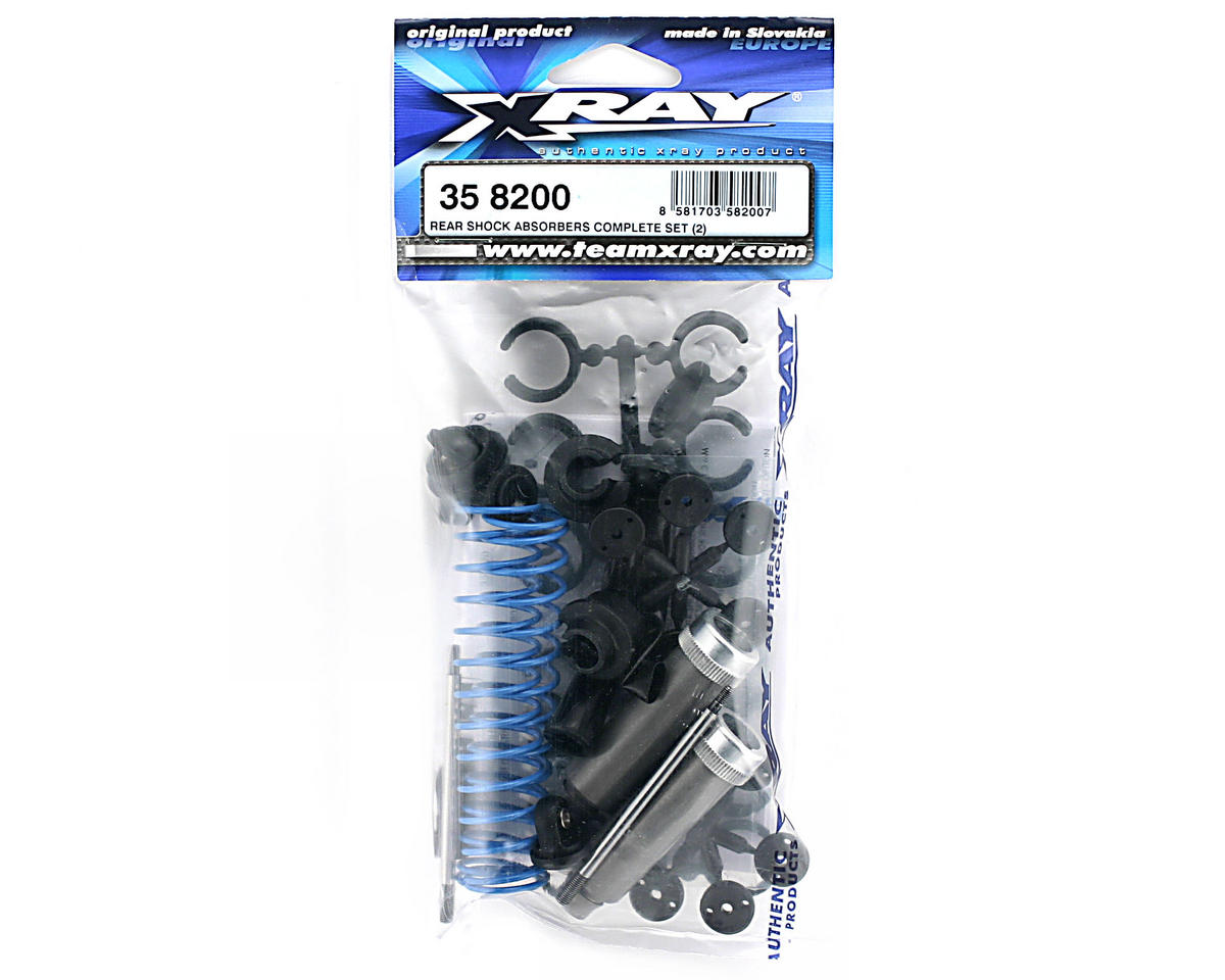 XRAY Rear Shock Absorbers Complete Set (2)
