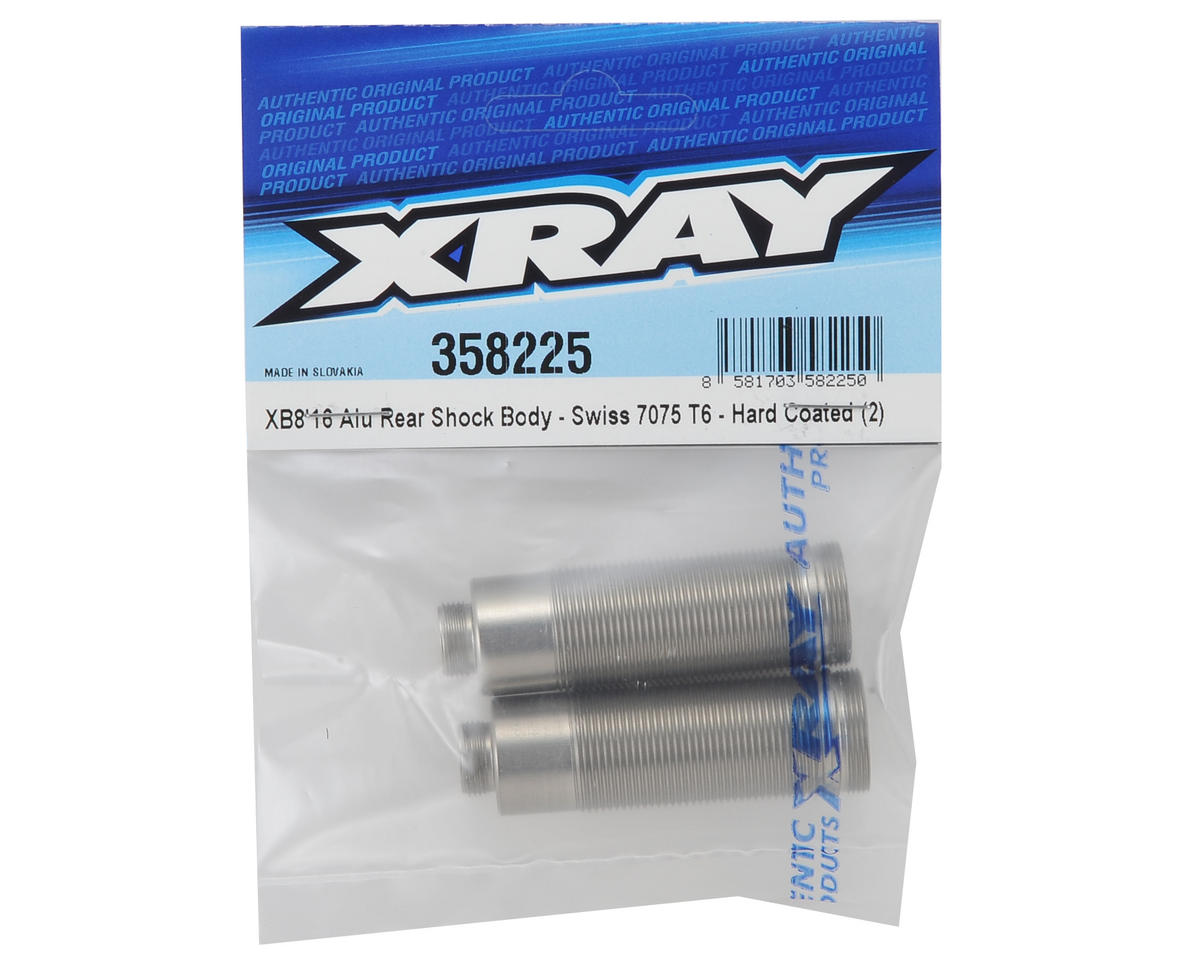 XRAY XB8 2016 Rear Shock Body (2)