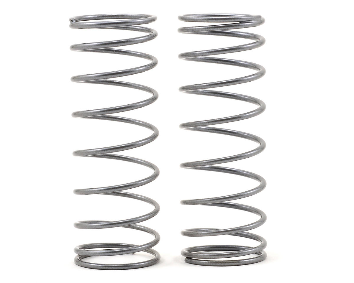 XRAY Progressive Rear Shock Spring Set (C=0.5 - 0.6) (2)