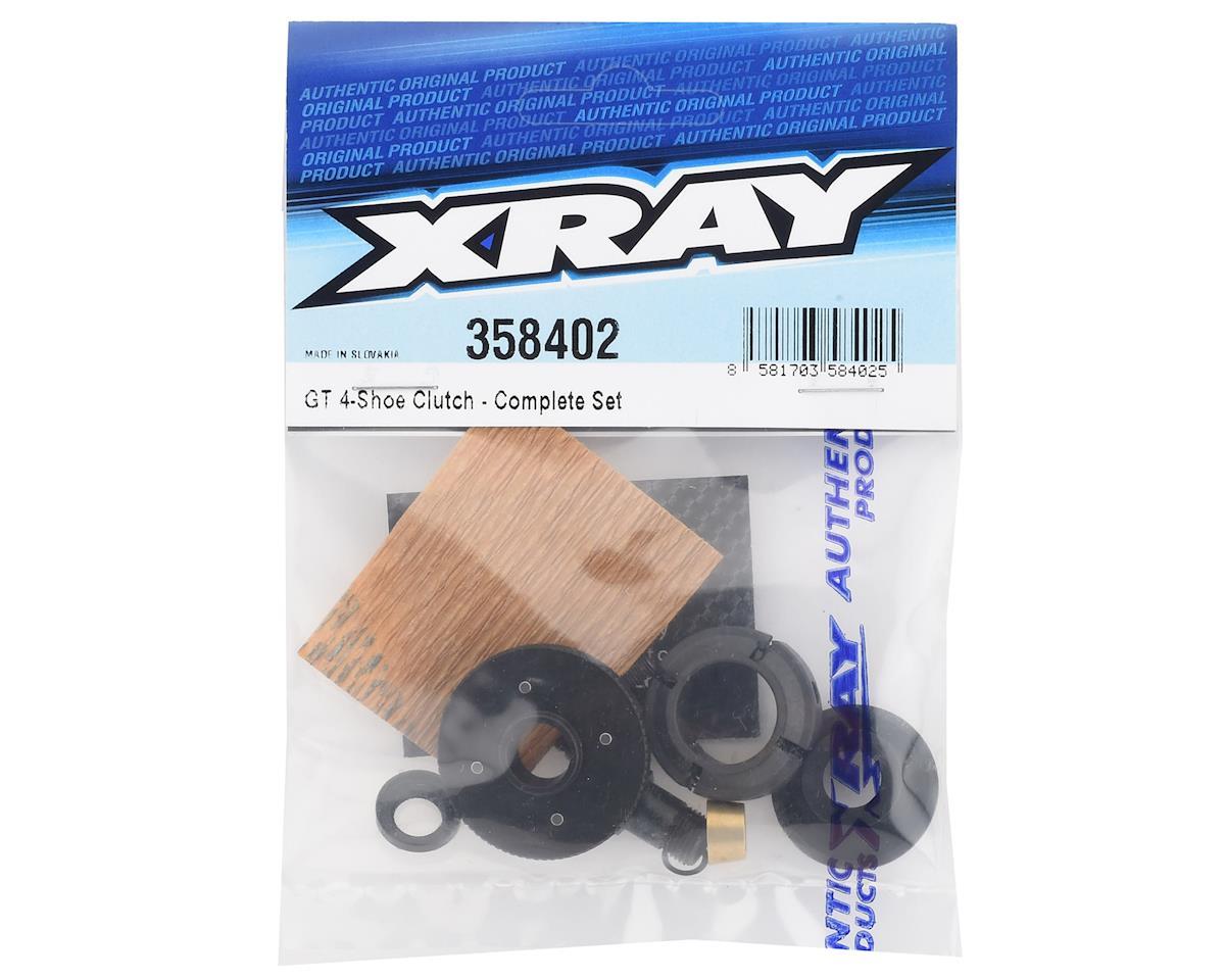 XRAY GTX8.2 4-Shoe Clutch Set