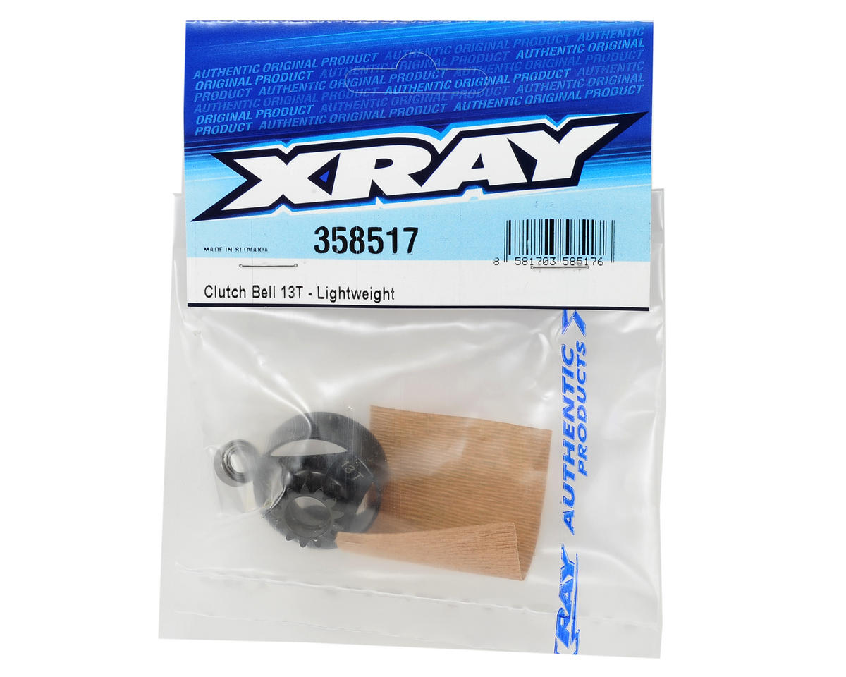 XRAY Lightweight Clutch Bell (13T)