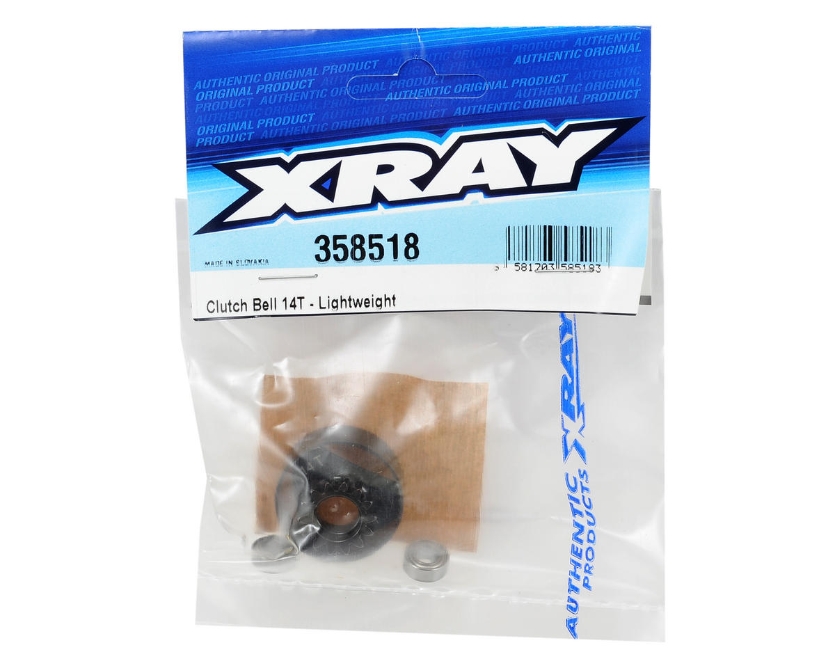 XRAY Lightweight Clutch Bell (14T)