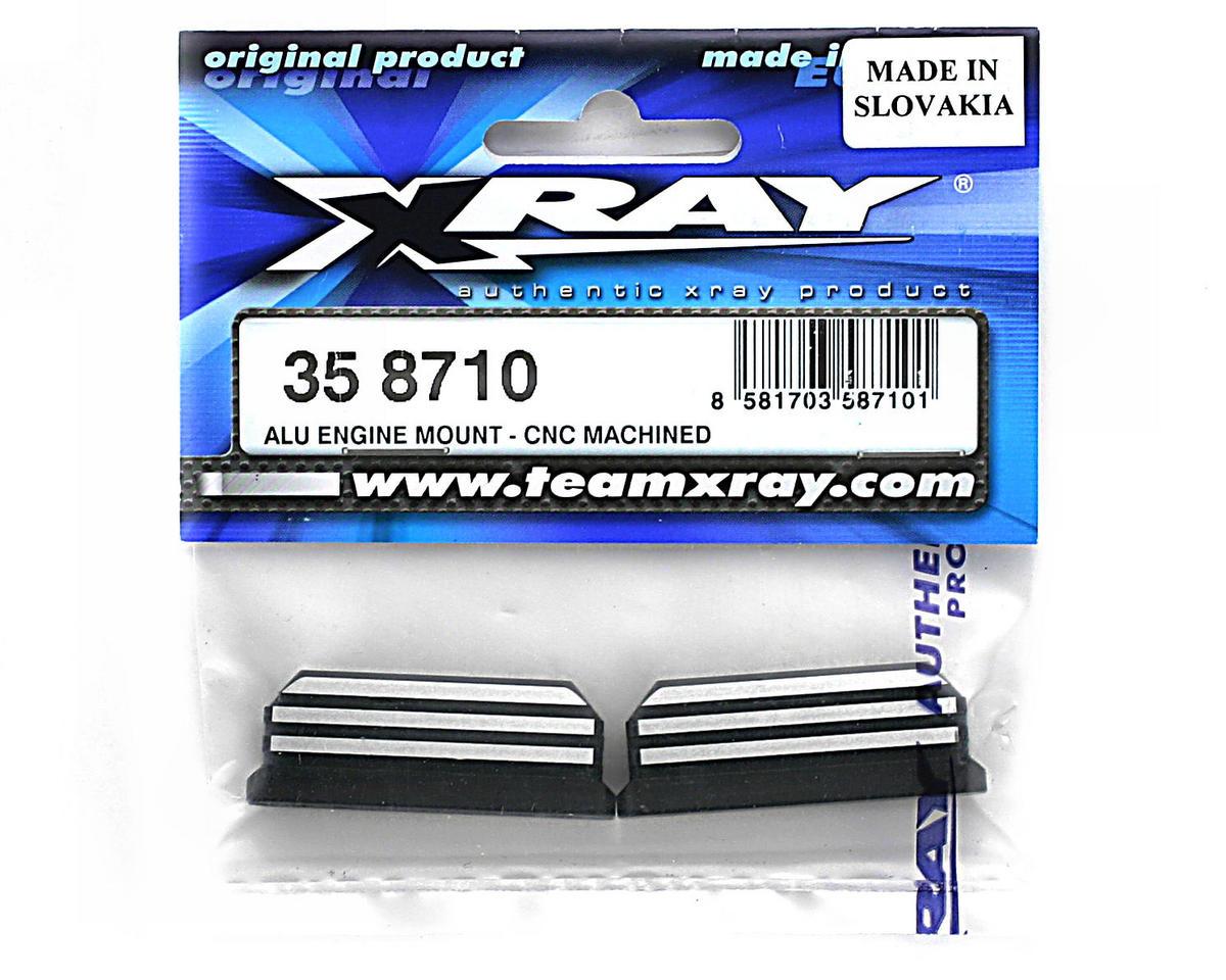 XRAY Aluminum Engine Mount - Cnc Machined