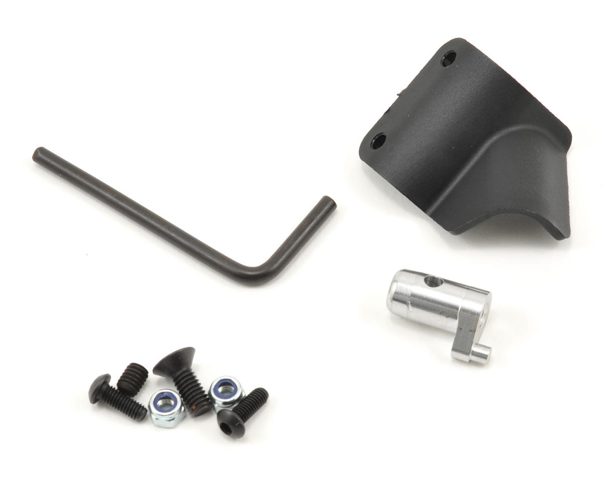XRAY Exhaust Wire Mount Set