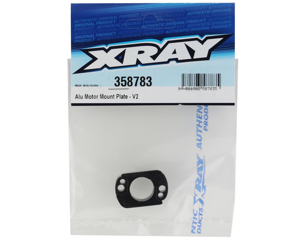 XRAY Aluminum Motor Mount Plate