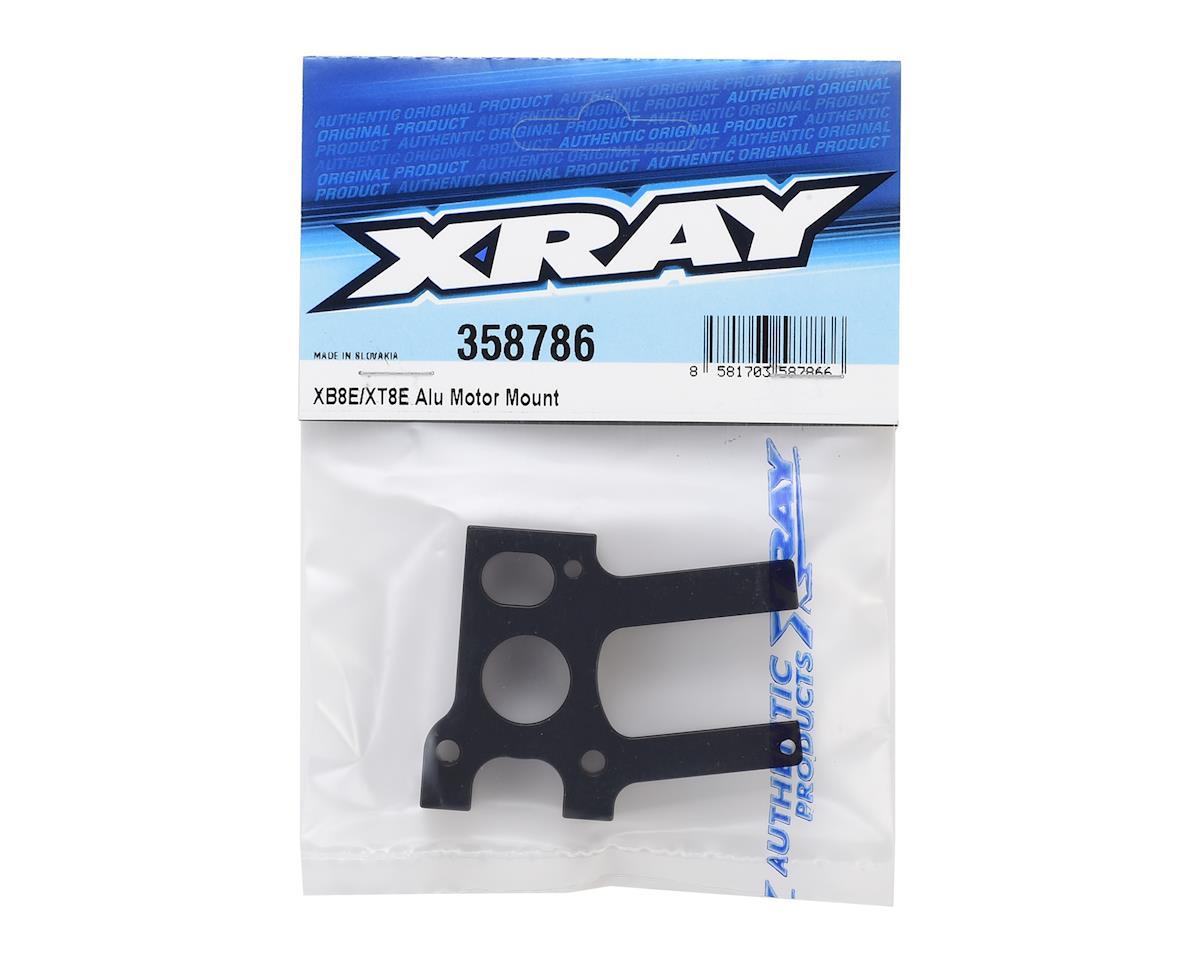 XRAY XB8E/XT8E Aluminum Motor Mount