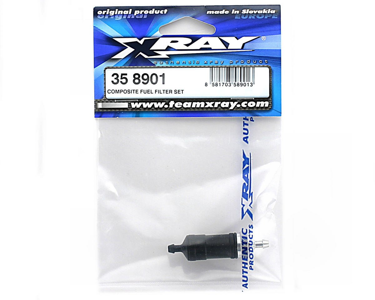 XRAY Composite Fuel Filter Set