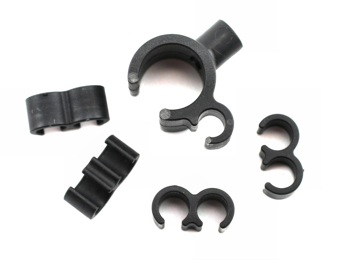 XRAY Fuel Filter Mount & Tubing Holders