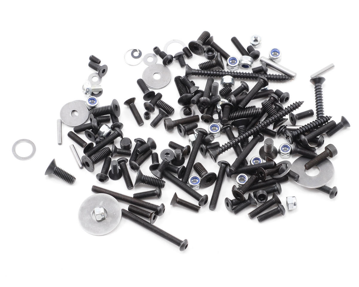 XRAY XB8E 2016 XB8 Mounting Hardware Set